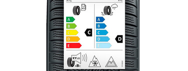 Así es la nueva etiqueta para neumáticos, que entrará en vigor en mayo
