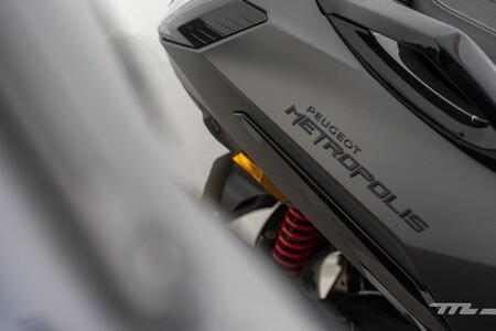 Peugeot Metropolis 400 Gt Sw 2021 Prueba 014