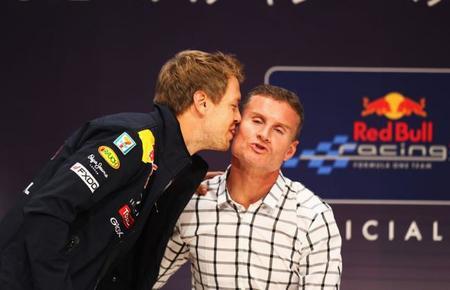 """David Coulthard: """"Sebastian Vettel se ha ganado a cinco campeones; es absurdo no reconocer su talento"""""""
