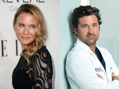 Bridget Jones cambia a Hugh Grant por Patrick Dempsey