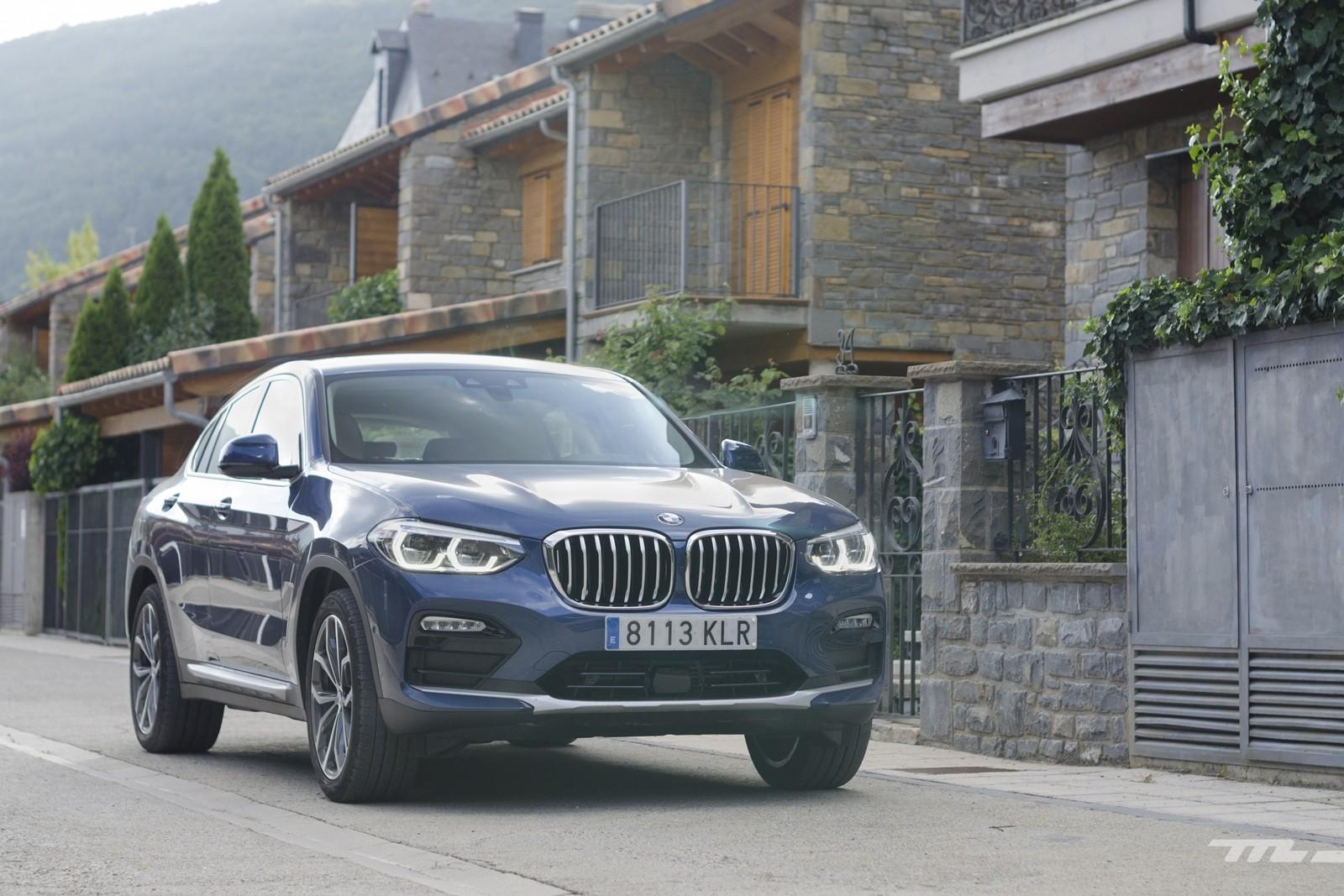 Foto de BMW X4 2018, prueba (27/65)