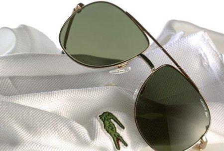 Reedición de las primeras gafas de Lacoste