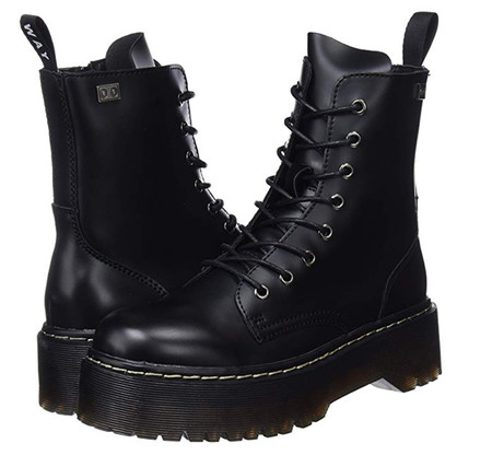 Botas Coolway Abby Negro