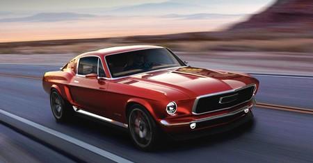 El Aviar Motors R67 no es un Mustang original. Casi, pero es ruso y eléctrico...