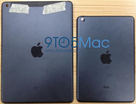 Probablemente el próximo iPad siga las líneas de diseño de iPad mini