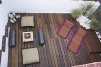 Decora tu terraza: La seguridad, una norma muy importante