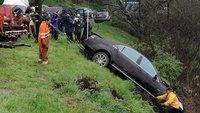 Las múltiples muertes de (los coches de) Charlie Sheen, la imagen de la semana