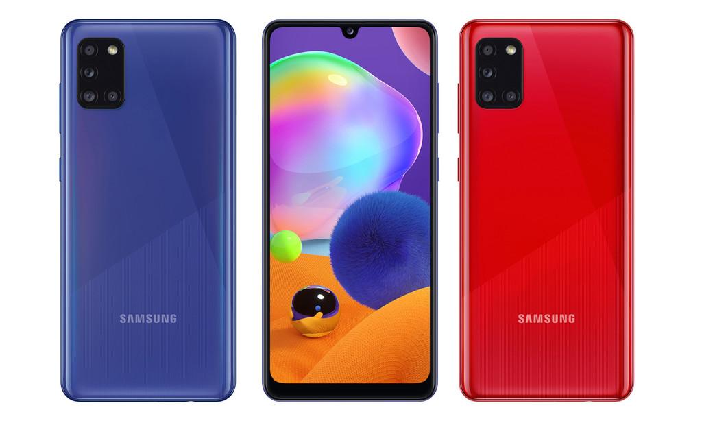 Samsung Galaxy℗ A31: el nuevo modelo de la familia Galaxy℗ A apuesta por la autogestión y la fotografía