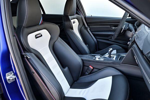 Foto de BMW M3 CS (12/13)