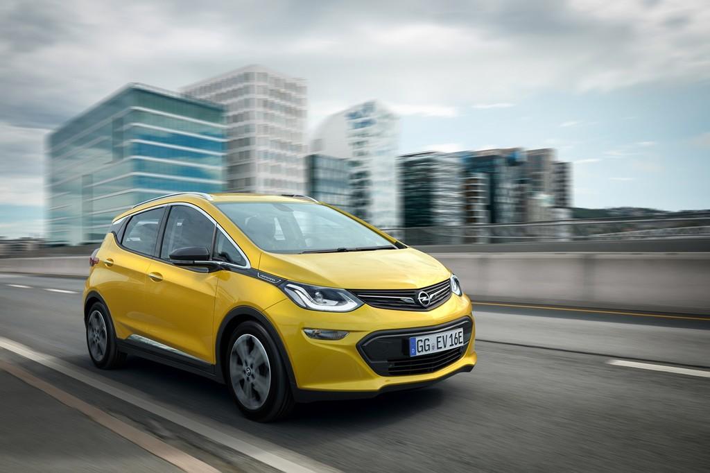 Opel Ampera E003