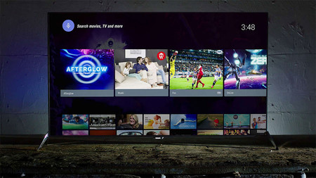 Philips comienza a actualizar sus smart TV de 2016-2017 a Android 7.0