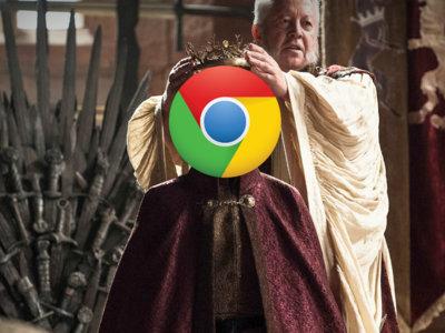 NetMarketShare declara a Chrome el rey indiscutible de los navegadores, ¿por qué ha tardado tanto?
