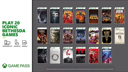 RAGE 2, Prey, Dishonored 2 y otros 17 juegazos de Bethesda se unirán mañana al catálogo de Xbox Game Pass