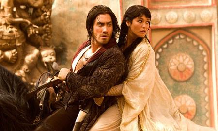 'Prince of Persia: The Sands of Time', más imágenes de la película