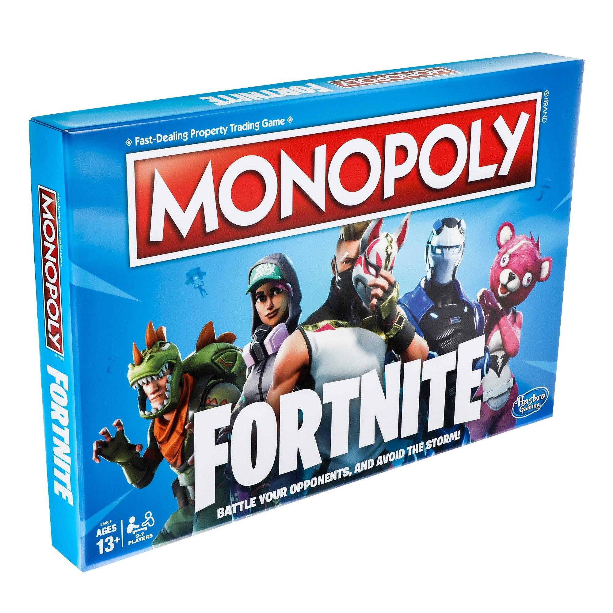 Foto de Monopoly de Fortnite (2/5)