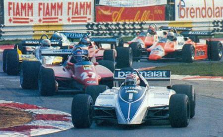 Gran Premio de Italia 1982: Ferrari obtiene un emotivo falso triplete