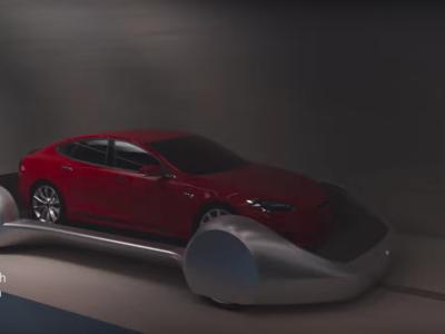 ¡Tres ciudades en media hora! Elon Musk está autorizado para construir el Hyperloop