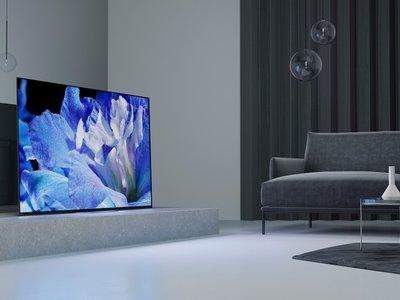 OLED, 4K HDR, Dolby Vision y sonido inmersivo que sale de la pantalla: las armas de los televisores 2018 de Sony