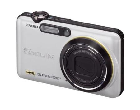 Casio EX-FC100 y EX-FS10, a alta velocidad