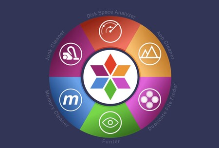 MacCleaner Pro, el mantenimiento de nuestro Mac en cinco cómodas aplicaciones