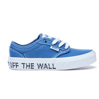 Zapatillas Vans de lona para niños por 24,98 euros en El Corte Inglés