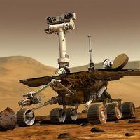 El oscuro panorama de Opportunity en Marte: una tremenda tormenta de polvo pone al rover en riesgo de apagón definitivo