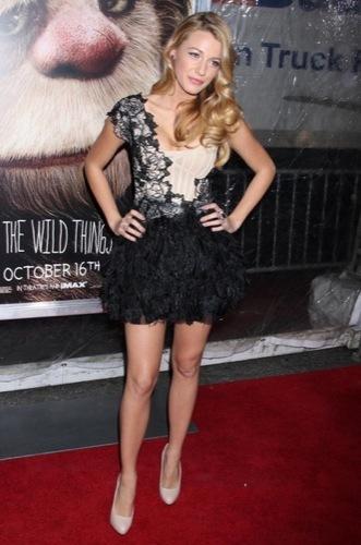 Blake Lively y Leighton Meester, estilo Gossip Girl: sus mejores looks de 2009. Marchesa