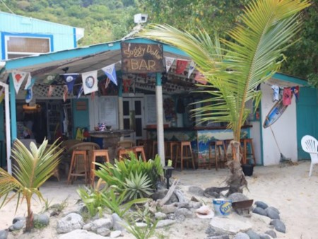 The Soggy Dollar Bar In The British Virgin Islands Invented The Painkiller Cocktail What Pain On This Beautiful Island Could Have Led To The Name Of The Drink Is Unknown But The Bar Is Named For The Fact That Theres No Dock In Other Words Your Dollar
