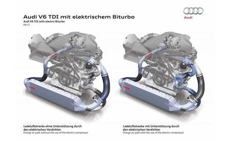 Bypass del sistema biturbo de Audi