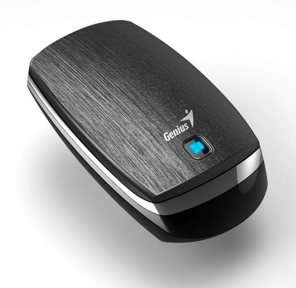 Genius se llevará al CES 2013 su primer ratón táctil
