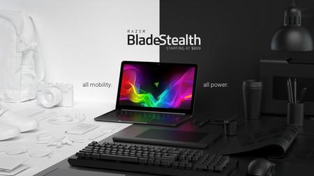 Razer sigue perfeccionado su portátil más ligero: sube hasta las 13,3 pulgadas sin cambiar de tamaño