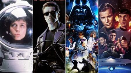 13 sagas clásicas de cine de ciencia-ficción y cómo verlas en streaming
