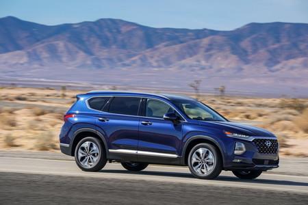 Hyundai Santa Fe 2019 Us Spec