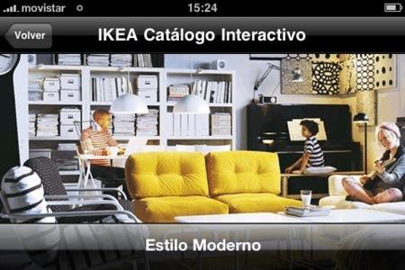 Aplicaciones de Ikea para iPhone