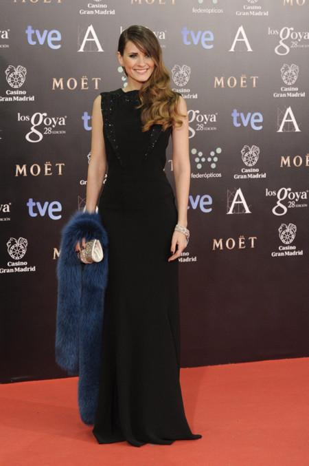 Elena Ballesteros Premios Goya 2014