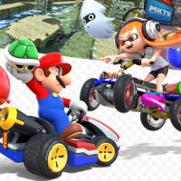 Mario kart 8 Deluxe se hace más competitivo con la actualización  1.2