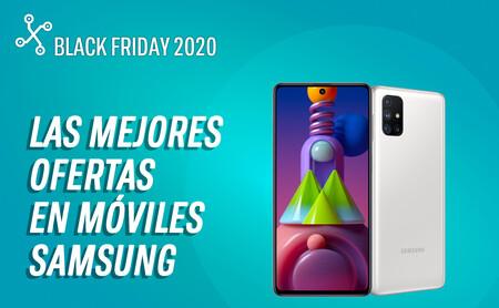 Los mejores móviles Samsung en calidad-precio en oferta hoy por el Black Friday 2020: Galaxy M51, A51, Z Flip y más a precios increíbles