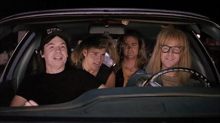 """""""Marcha, marcha, es genial"""": diseccionamos la escena de Bohemian Rhapsody en 'El mundo de Wayne'"""
