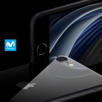 Precios nuevo iPhone SE de 2020 con Movistar desde 19 euros al mes