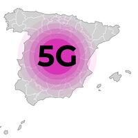 Yoigo suma 95 nuevas ciudades con 5G en un mes, y su cobertura ya alcanza al 44% de la población