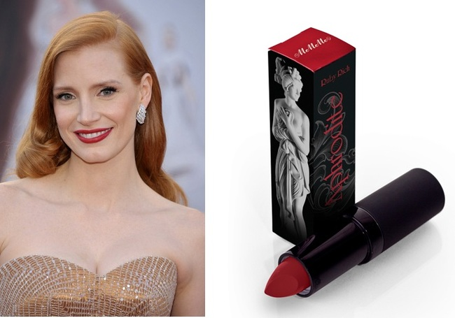 jessica chastain look low cost