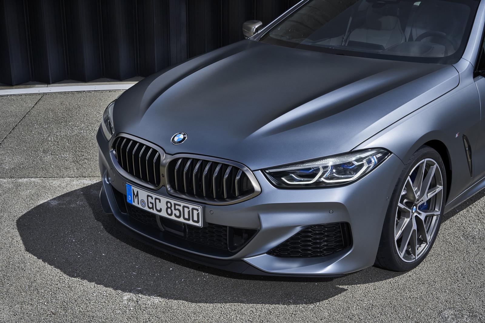 Foto de BMW Serie 8 Gran Coupé (presentación) (89/159)