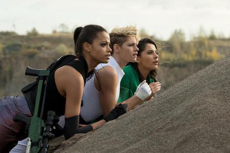 Kristen Stewart, Ella Balinska y Naomi Scott son los nuevos Ángeles de Charlie (y su primer tráiler viene cargado de girl power)