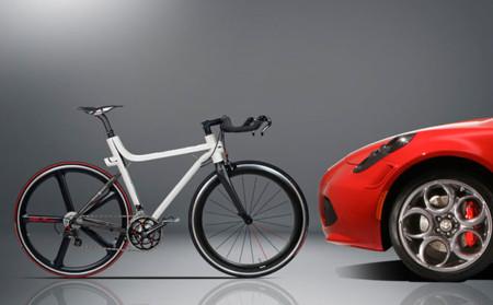 Alfa Romeo Bicycle