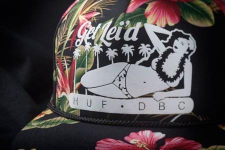 Más gorras HUF para un verano de acera o playa