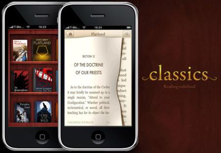 Classics: Convirtiendo el iPhone en un (precioso) lector de libros electrónicos