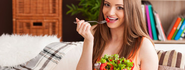 Are you a vegetarian?  This is how you should feed yourself to have a healthy pregnancy