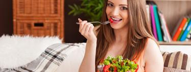 ¿Eres vegetariana? Así debes alimentarte para tener un embarazo saludable