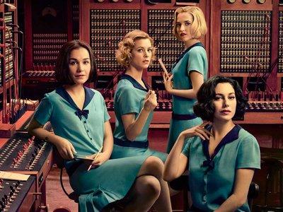 No solo moda: hoy llegan 'Las chicas del cable'