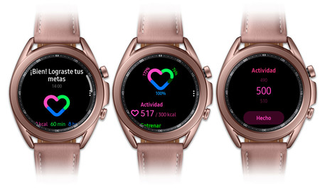 Samsung Galaxy Watch 3 Metas